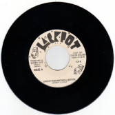 Johnny Clarke - Love Up Your Brothers & Sisters / version (Jackpot) UK 7""